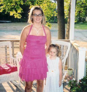 Alex & sis Olivia