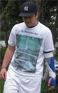 Connor Menneto Cleveland Childs Hospital 2009