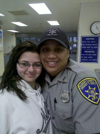 Alexandrea & Daphny @ ACCF 02-20-2010