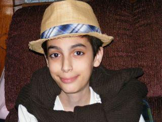 Conor Moran 2010 age 18