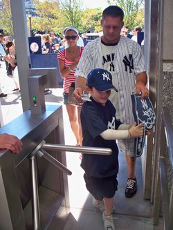 Daniel Dingley Yankees Game 9-5-10 (2)