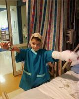 Daniel Dingley 9-23-10 Wrist Hand Shriners Hospital Boston (3)