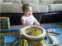 Aiden's First Birthday 2010