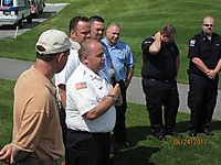 GIFD Chief Bob Bourgeois Speaks June 24,2011