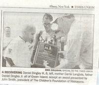 TU June, 24 2011 Daniel Dingley Honored0001