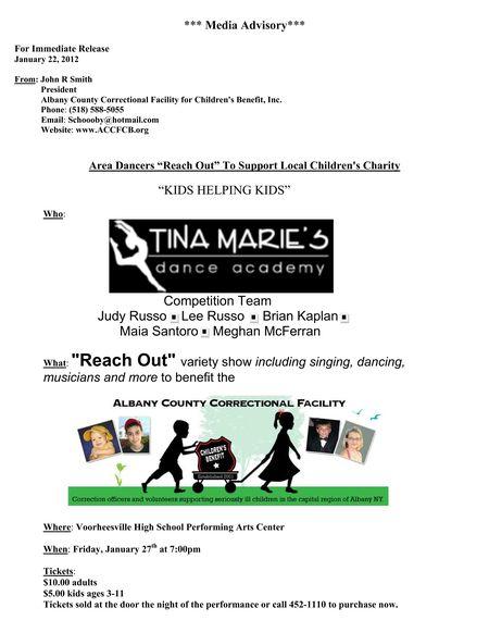 Media Advisory Dance Fundraiser JPEG