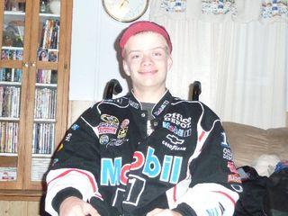 Zackary VanAllen age 14 1