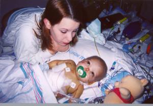 Cameron Stackman Transplant Photo