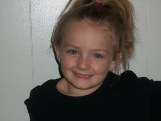 Sa'fyre Terry age 5 House Fire Victim