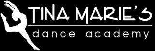 Tina Marie's dance academy Logo
