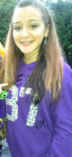 Reese Johnson Age 13 Photo 1 Ewing Sarcoma April 2014