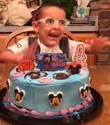 Logan Siciliano 4th Birthday 2015
