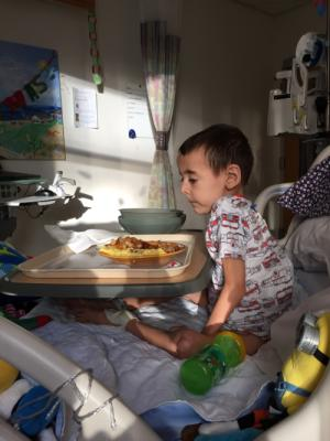 Logan Siciliano age 4 BCH Heart Surgery Dec 12, 2015 (5)