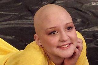 Reese Johnson Double Diagnosis of Ewing Sarcoma and AML Leukemia 1
